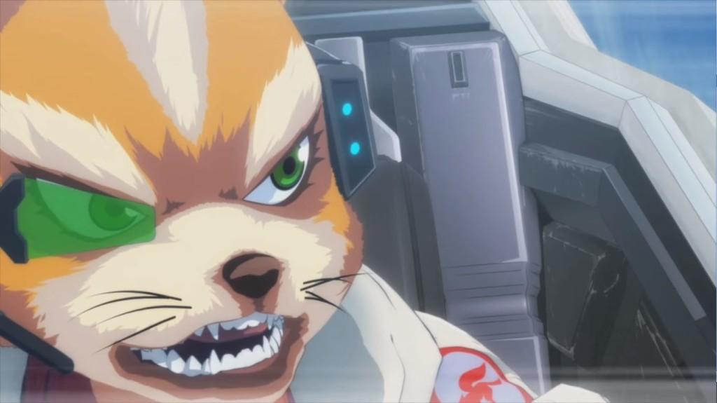 star fox zero the battle begins