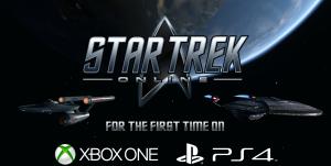 star trek online for consoles