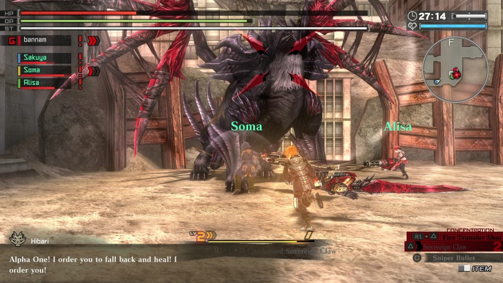 God Eater 2 -previewshots (2)