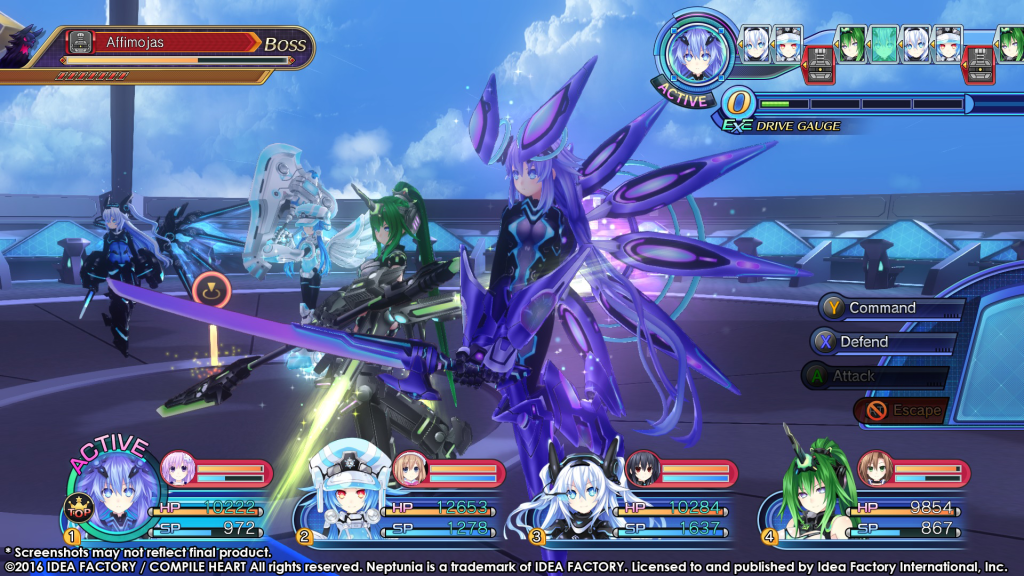 megadimension neptunia v2 PC screens (1)