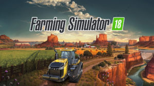 Farming SImulator 18 - Artwork_logo