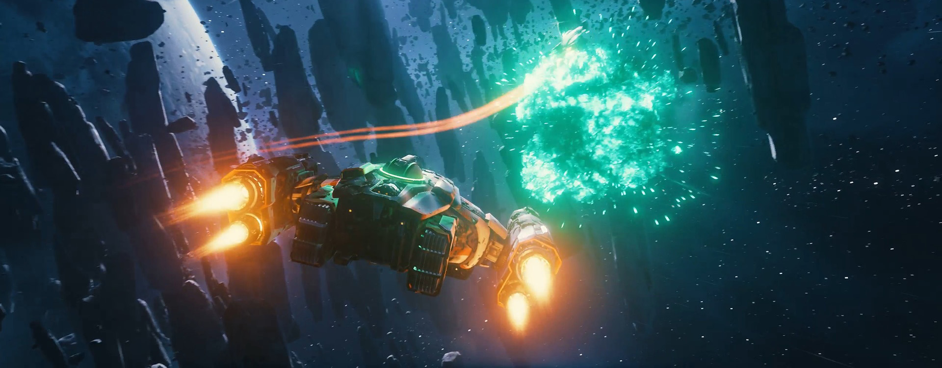 EVERSPACE review slider