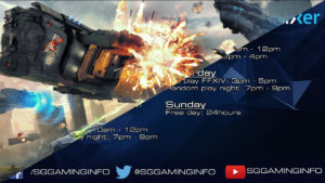 Dreadnought partner Mixer schedule