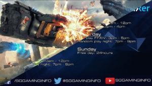 Dreadnought partner Mixer schedule