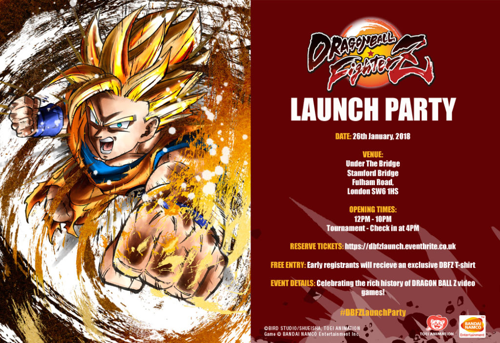 public DBFZ invite