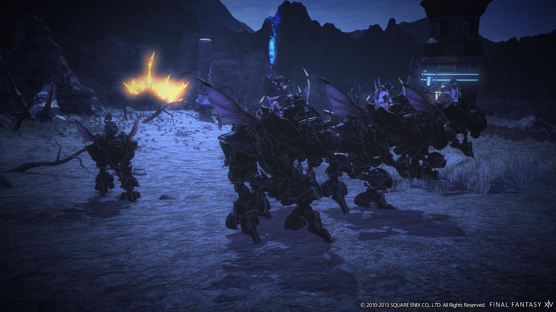 SGGAMINGINFO » Final Fantasy XIV: A Realm Reborn review