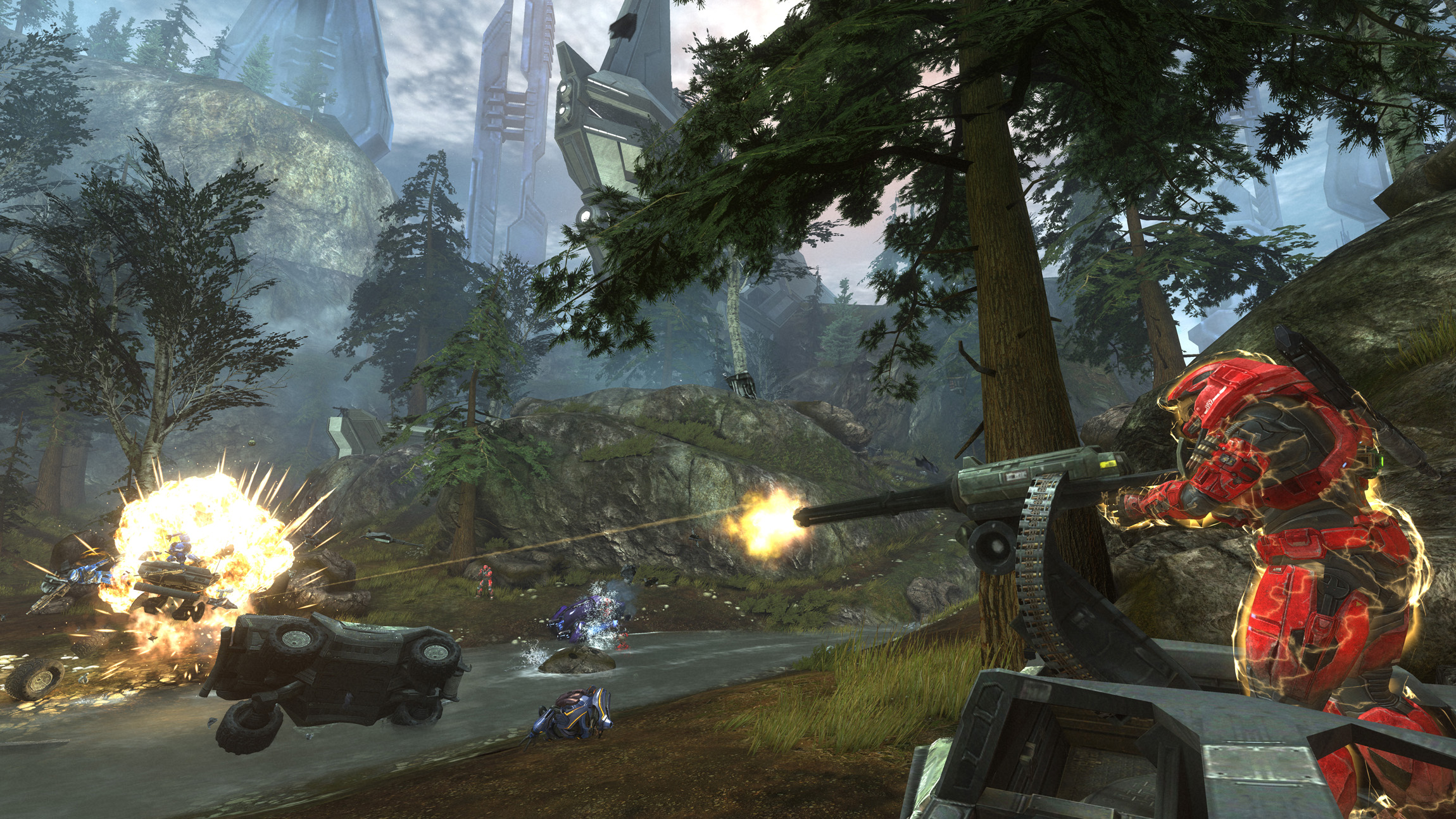 SGGAMINGINFO » Halo: Combat Evolved Anniversary gets some