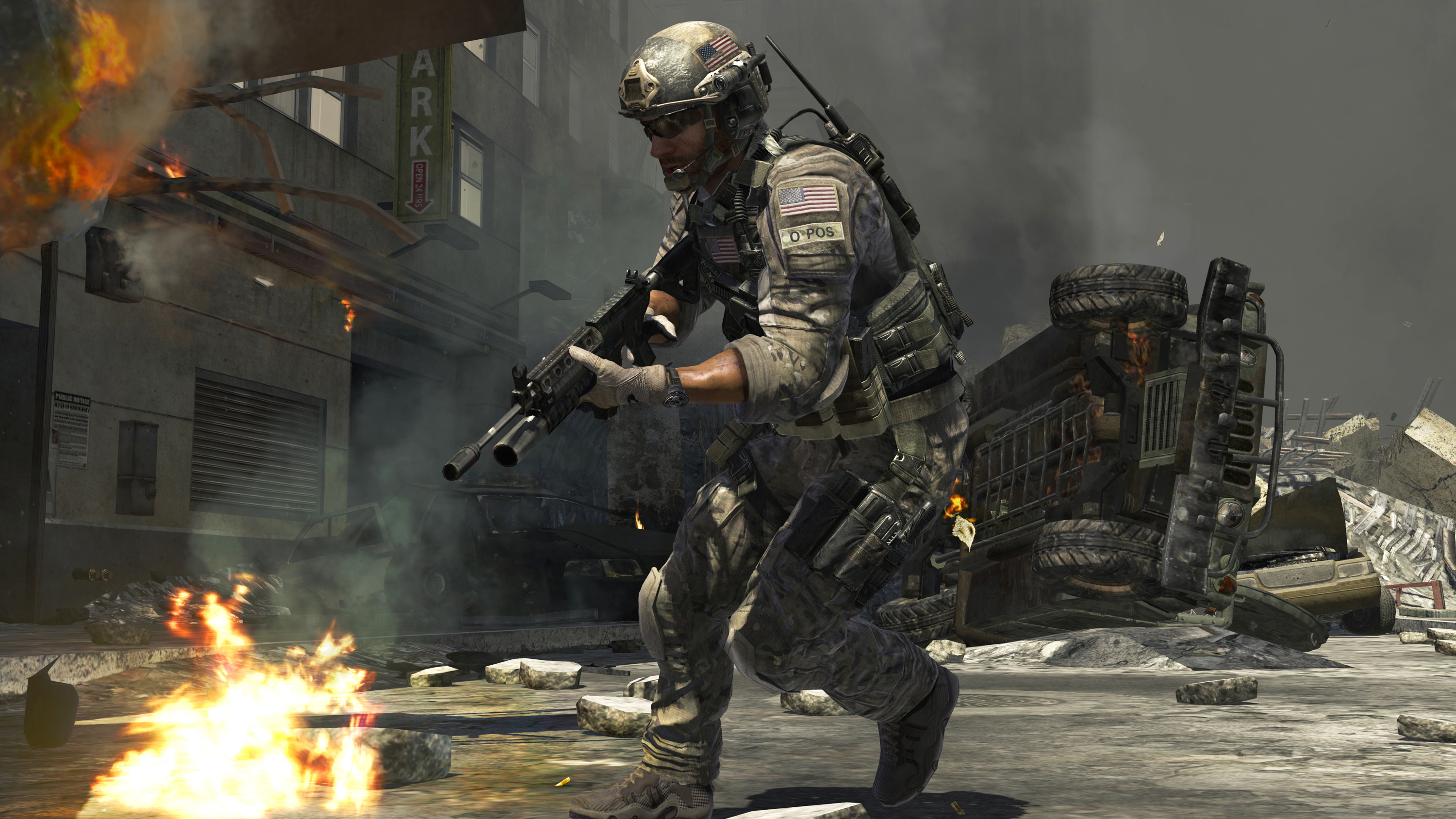 SGGAMINGINFO » 3rd Modern Warfare 3 DLC pack now available