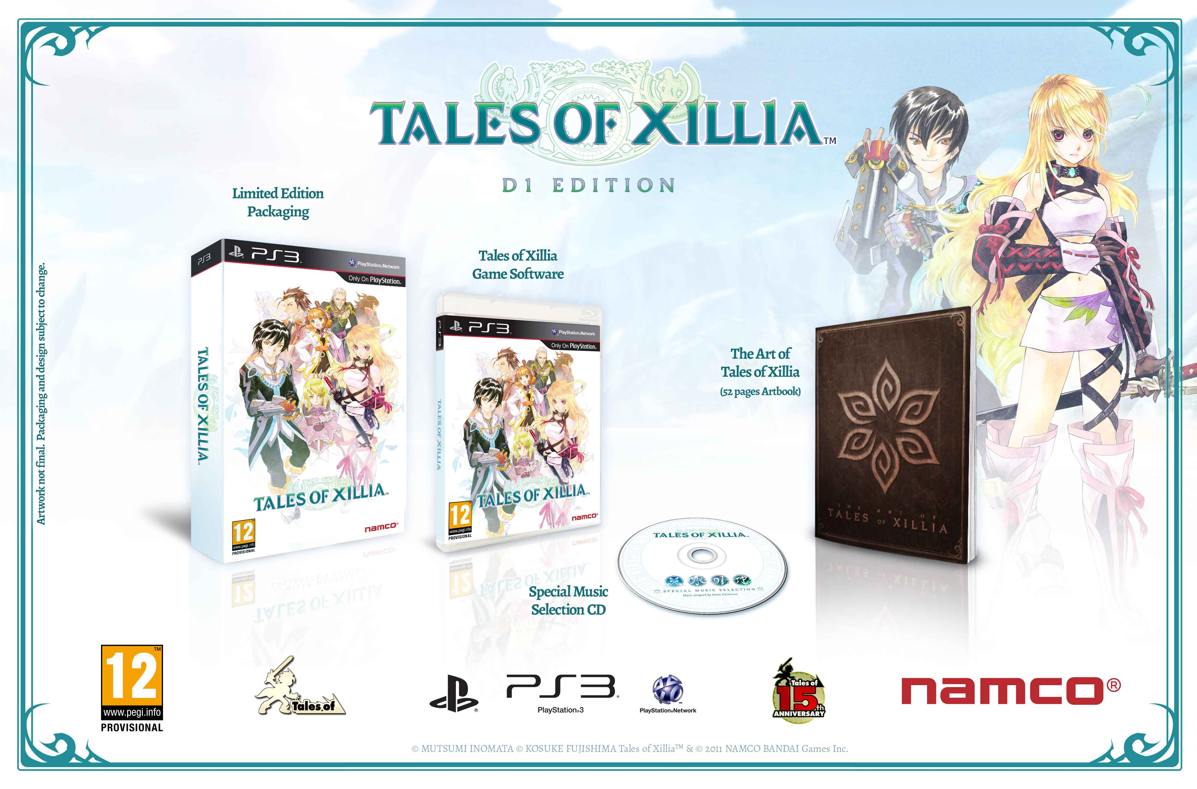 SGGAMINGINFO » Tales of Xillia gets a release date and a