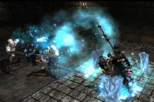 CoS Screenshot - Frost Spike