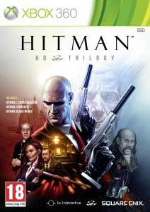 HitmanHD Trilogy box