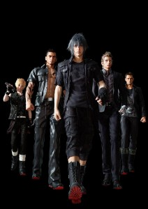 FFXV_characters