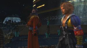 final fantasy x and x-2 E3 2013 screens