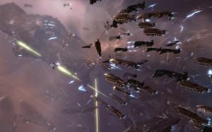 EVE Online_war_fleet