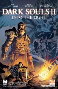 dark souls II comic