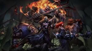 league of legends-Pentakill