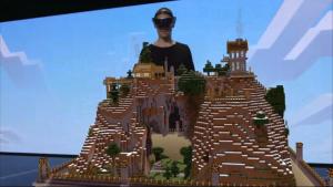 minecraft_Hololens