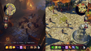 Divinity Original Sin - Enhanced edition_split-screen