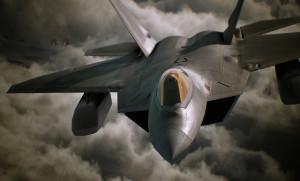 Ace Combat 7_f-22