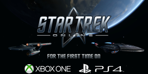 star trek online for consoles