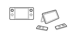 Eurogame Nintendo NX illustation